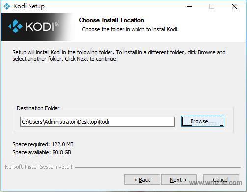Kodi(XBMC Media Center)软件截图