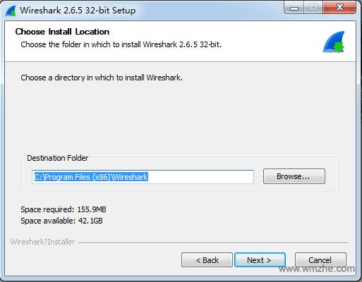 Wireshark软件截图