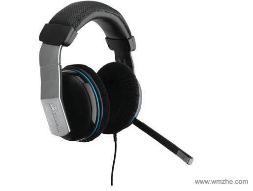 海盗船Headsets耳机驱动软件截图