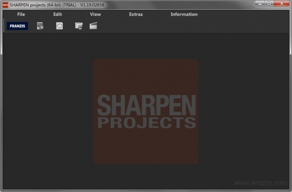 Franzis Sharpen软件截图