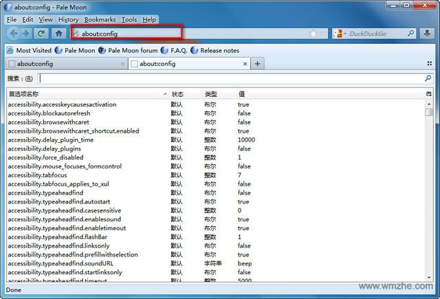 苍月浏览器 PaleMoon软件截图