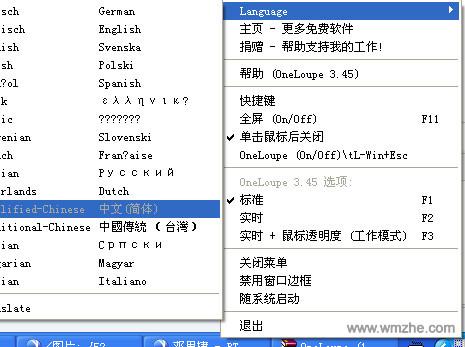 OneLoupe软件截图