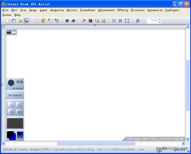 Chasys Draw IES软件截图