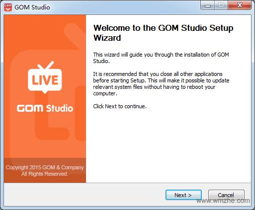 GOM Studio软件截图