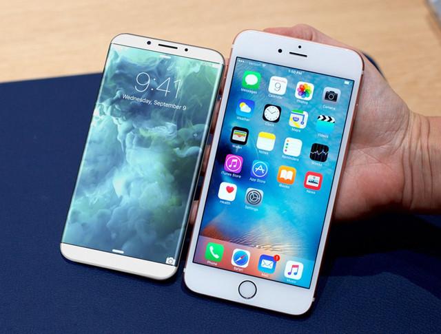 传iPhone 8将推512G版本 去掉SIM卡槽