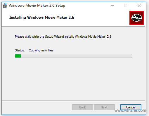 Windows Movie Maker 软件截图