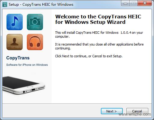 CopyTrans HEIC软件截图