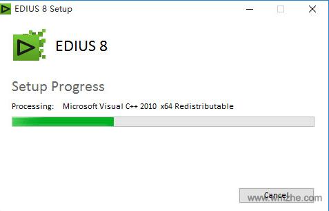 EdiusPro8软件截图