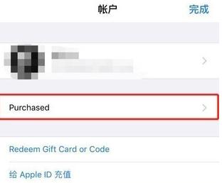 苹果已下架的app如何下载?要从已购项目中找