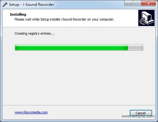 i-Sound Recorder軟件截圖