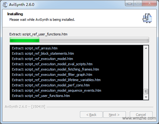 avisynth软件截图