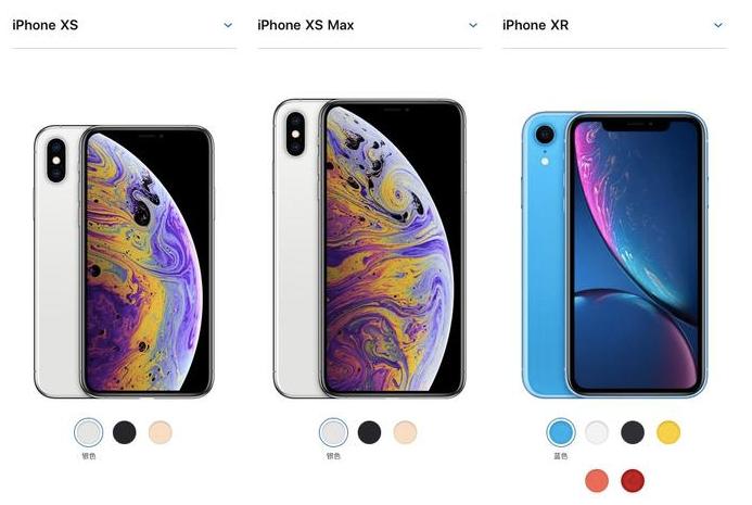 三款全新iPhone面世,最高售价12799元