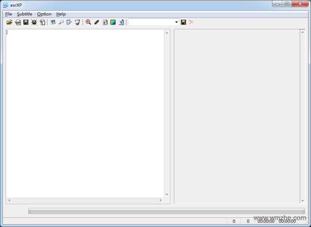 esrXP软件截图