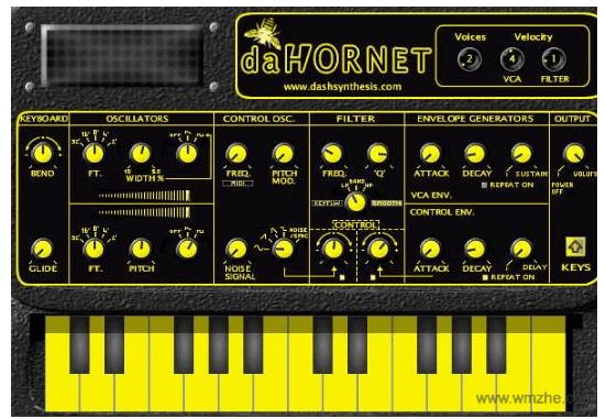 daHornet For Mac软件截图