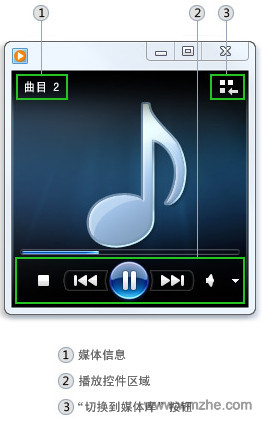 Windows Media Player 11软件截图