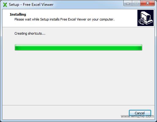 Free Excel Viewer软件截图
