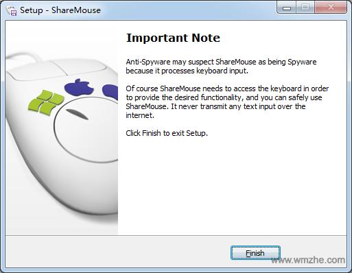 ShareMouse軟件截圖