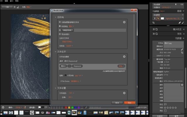 Alien Skin Exposure软件截图