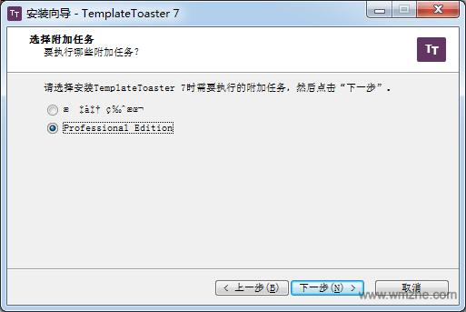 TemplateToaster软件截图