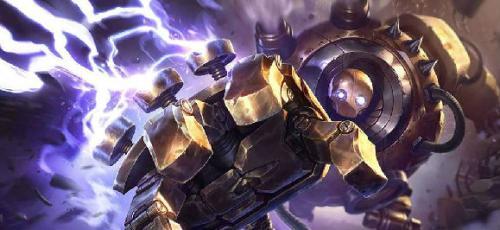 英雄联盟蒸汽机器人布里茨S8怎么出装,机器人符文怎么带,机器人怎么玩