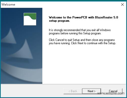 powerpcb软件截图