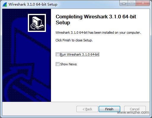 Wireshark 64位软件截图