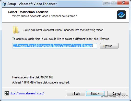 Aiseesoft Video Enhancer软件截图