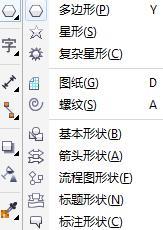 CorelDRAW中多边形工具的使用方法