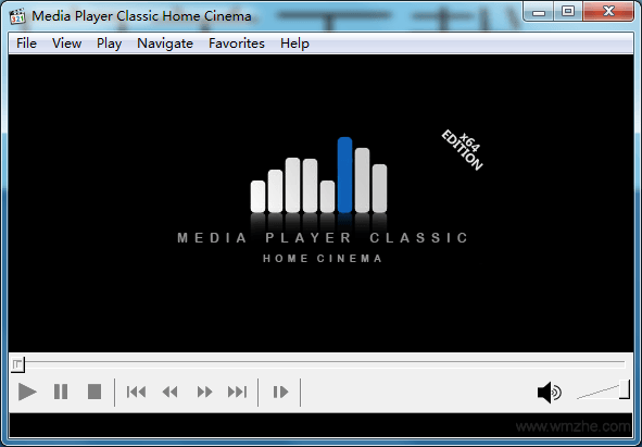 Media Player Classic BE 64位软件截图