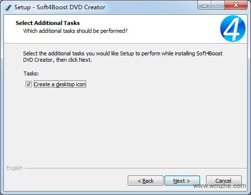 Soft4Boost DVD Creator软件截图