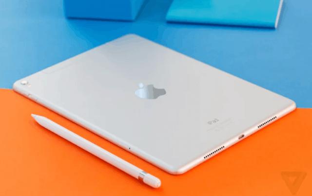 大改动!新款iPad不配备任何实体Home键