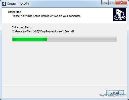 iAnyGo软件截图