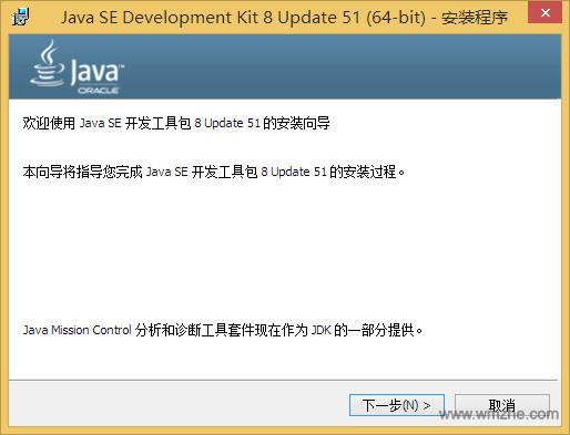 Oracle JDK 8 Win-64软件截图
