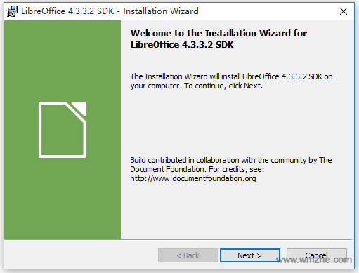 LibreOffice SDK软件截图