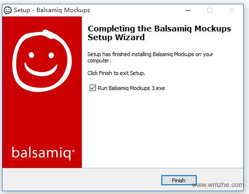 Balsamiq Mockups软件截图
