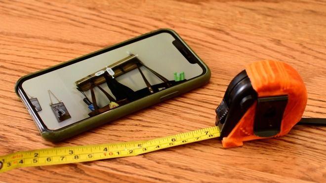 堪比测量尺的iOS12 Measure功能,打开相机就能量