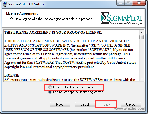 sigmaplot软件截图