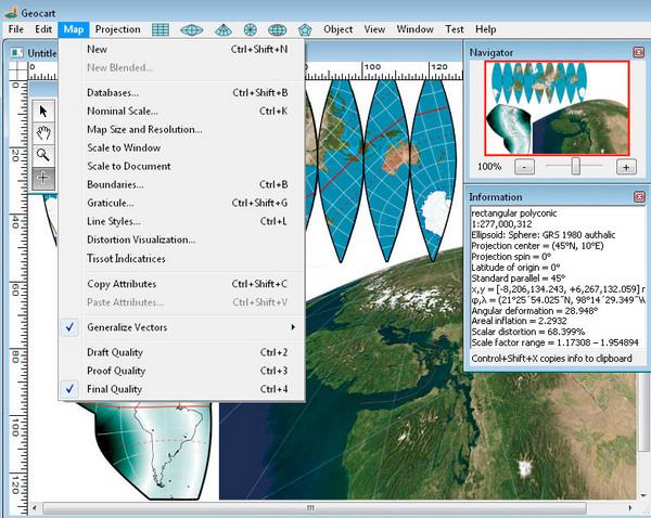 GeoCart 3 64位 3.2.0 激活版