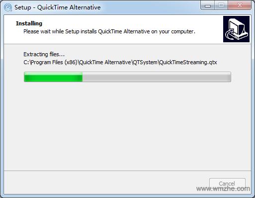 quicktime解码器软件截图