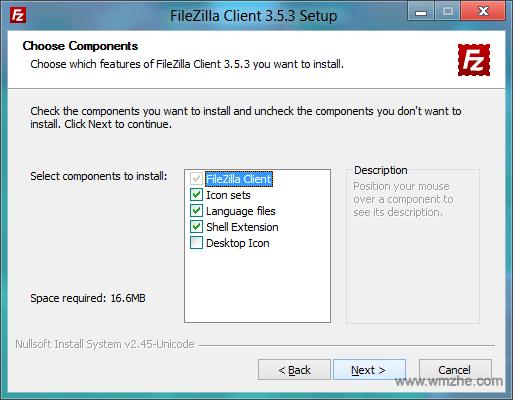 FileZilla 64位软件截图