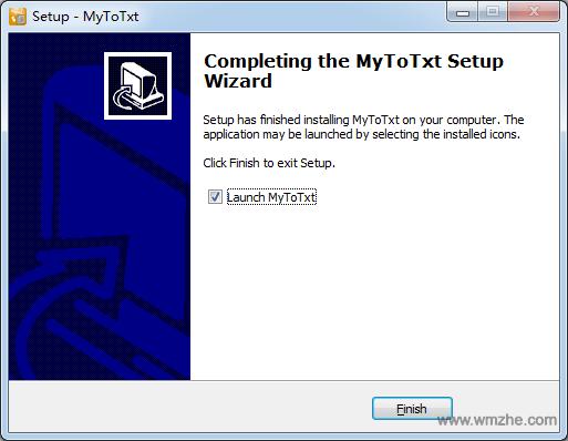 MyToTxt軟件截圖