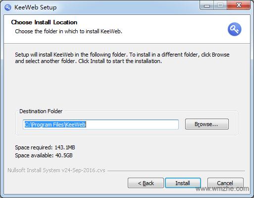 KeeWeb软件截图
