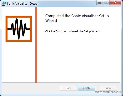 Sonic Visualiser软件截图
