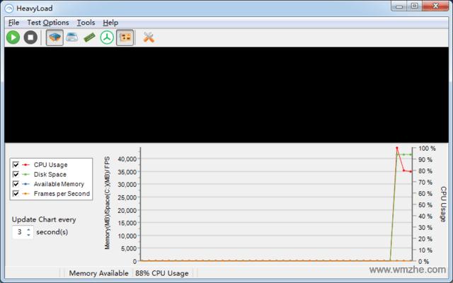 HeavyLoad软件截图