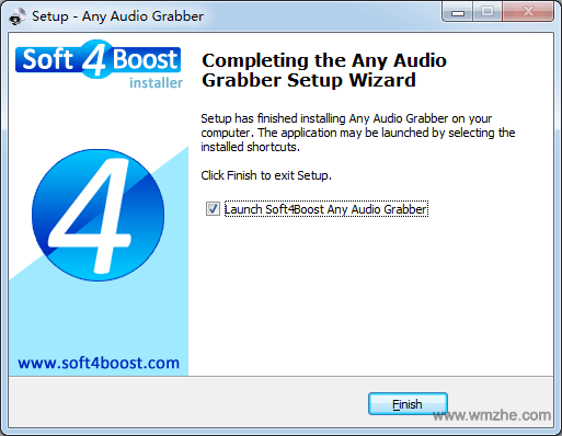Any Audio Grabber软件截图