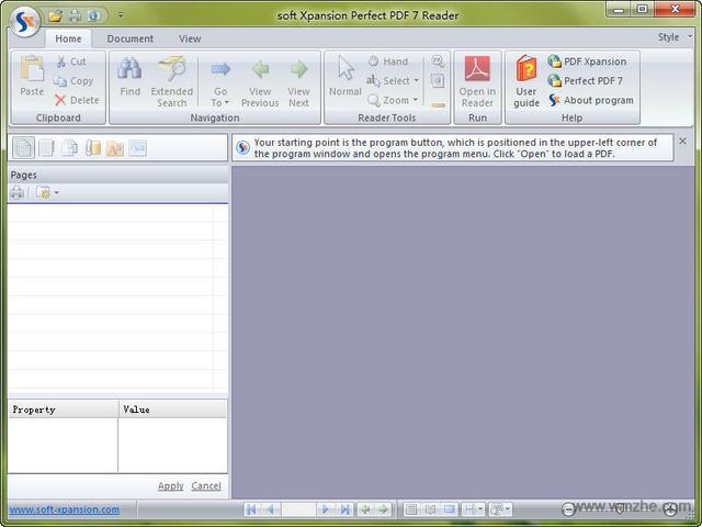 Perfect PDF Reader软件截图
