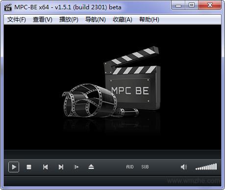MPC-BE软件截图