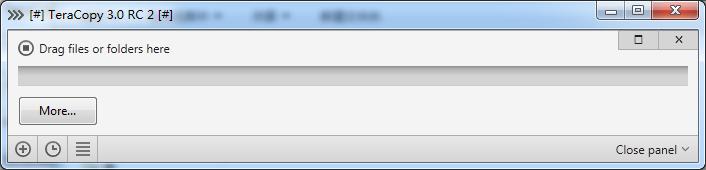 TeraCopy——免费的文件高速拷贝工具