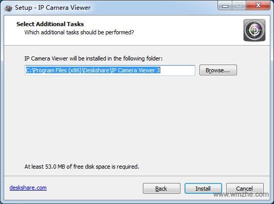 IP Camera Viewer软件截图
