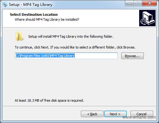 MP4 Tag Library软件截图